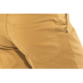 Nihil M's Oukaimeden Shorts Brown Wood